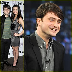 Daniel Radcliffe: Gotham Magazine Party