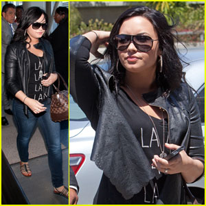 Demi Lovato Opens Up to '20/20'
