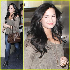 Demi Lovato Working With Lady V Again