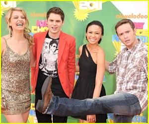 Gage Golightly & Matt Shively: Kids Choice Awards 2011!