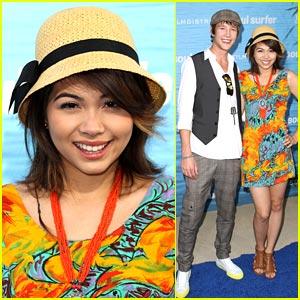 Hayley Kiyoko & Nick Roux are Soul Surfers