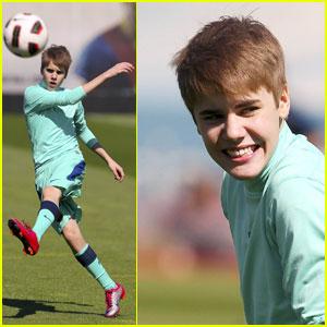 Justin Bieber: Barcelona Baller