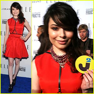 Miranda Cosgrove: Elle Women In Music Event!