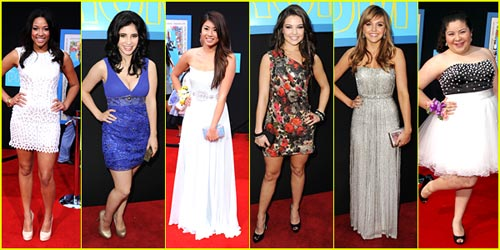 'Prom' Premiere Best Dressed Poll!