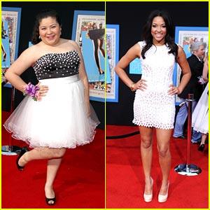 Raini Rodriguez & Kylie Bunbury: Prom Premiere!