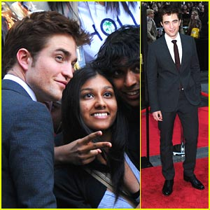 Robert Pattinson: Water For Elephants Premiere in NYC!