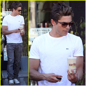 Zac Efron Finds a Director!