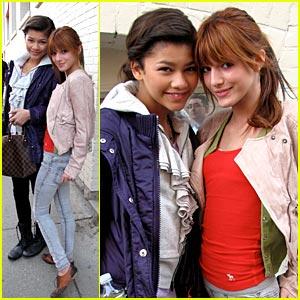 Zendaya & Bella Thorne: Toronto Twosome