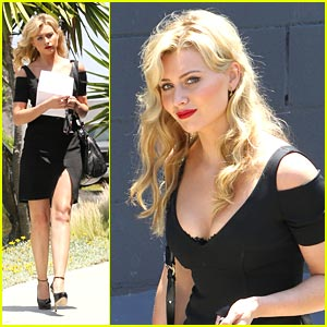 Aly Michalka: Sizzles For 'Gangster Squad' Audition