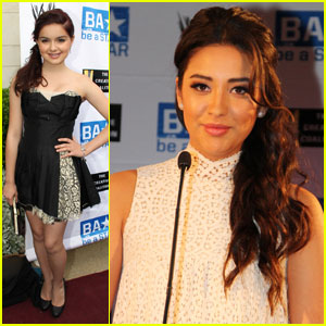 Ariel Winter & Shay Mitchell: Be a Star!