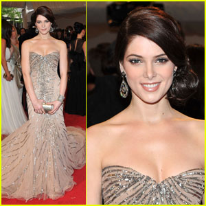 Ashley Greene - MET Ball 2011