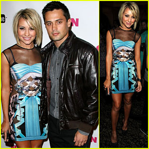 Chelsea Kane: Nylon Night Out with Stephen!