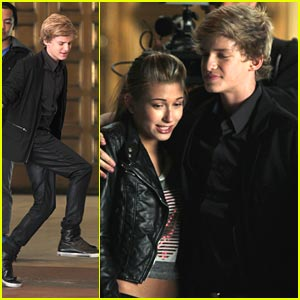 Cody Simpson: 'On My Mind' Video Shoot!