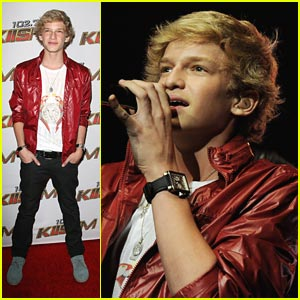Cody Simpson Takes Over Wango Tango