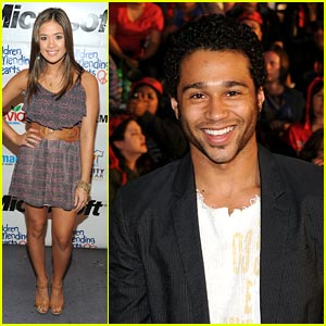 Corbin Bleu &#038; Nicole Anderson are Mending Hearts