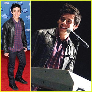 David Archuleta: American Idol Finale!