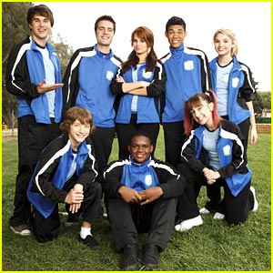 Disney's Friends For Change Games: Meet The Blue Team!
