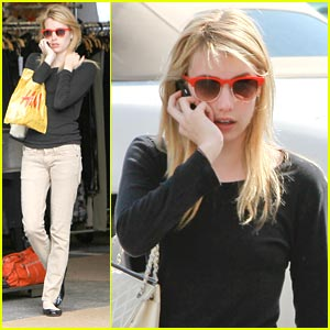 Emma Roberts: Savvy Shopper Saver