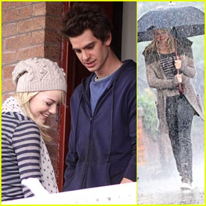 Emma Stone: Gwen Stacy Gets The Sniffles