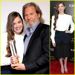 Hailee Steinfeld: Young Hollywood Awards 2011