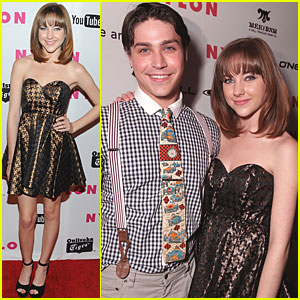 Haley Ramm & Logan Huffman: Nylon Party!