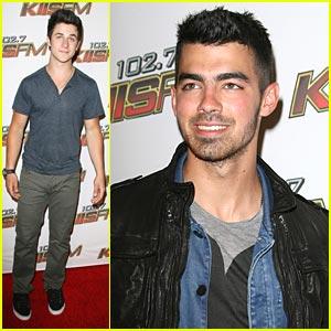 Joe Jonas 'Sees No More' at Wango Tango