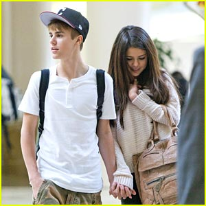 Selena Gomez &#038; Justin Bieber: Secret Pizza Sweeties