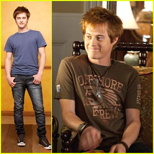 Lucas Grabeel: What Would You Do If You Were Switched At Birth?