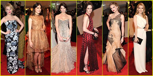 2011 MET Ball - Best Dressed Poll!