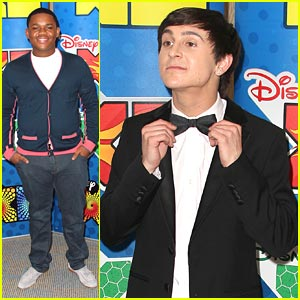 Mitchel Musso & Doc Shaw: Upfront Kings