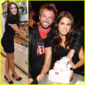 Nikki Reed: Birthday Bash in Las Vegas!