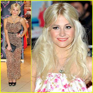 Pixie Lott: Lipsy Launch Party!