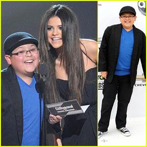 Rico Rodriguez -- Billboard Music Awards 2011