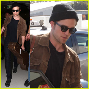 Robert Pattinson: See Ya, Sydney!