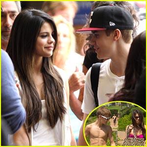 Selena Gomez & Justin Bieber: Hawaii Beach Day!