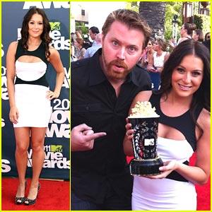 Alexa Vega: Favorite Latino at MTV Movie Awards!
