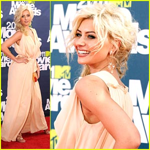 Aly Michalka - MTV Movie Awards 2011