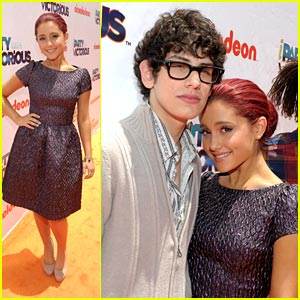 Ariana Grande & Matt Bennett: iParty Pair