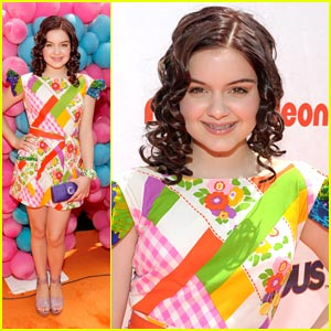 Ariel Winter: 'iParty With Victorious' Premiere Pretty