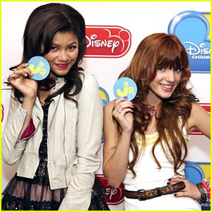 Bella Thorne & Zendaya: 'Watch Me' Premieres Tonight!