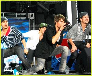 Big Time Rush: Summer Bash with B96!