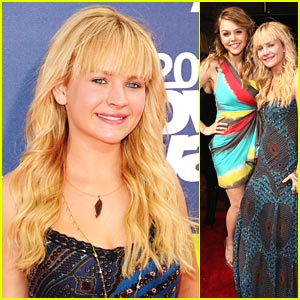Britt Robertson - MTV Movie Awards 2011