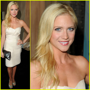 Brittany Snow: Supporting 'Women In Film'
