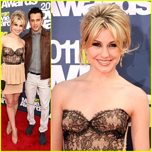 Chelsea Kane: MTV Movie Awards with Stephen Colletti!