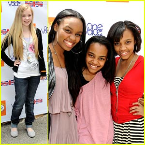 China McClain & Sierra McCormick Have 'One Voice'