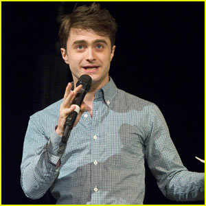 Daniel Radcliffe: Singing at the Tonys!