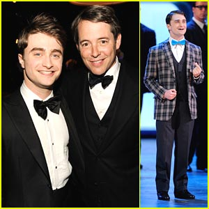 Daniel Radcliffe - Tony Awards 2011
