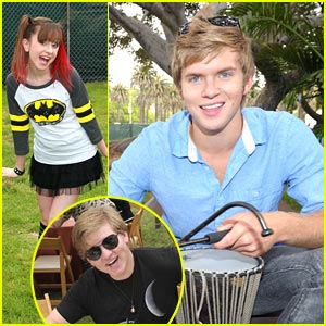 Doug &#038; Chris Brochu: A Time For Heroes Picnic with Allisyn Arm!