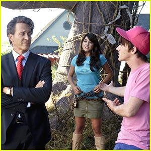 Drake Bell &#038; Daniella Monet: 'A Fairly Odd Movie' Stills!