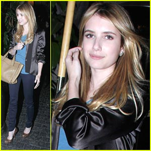 Emma Roberts Loves 'Art of Getting By' Soundtrack